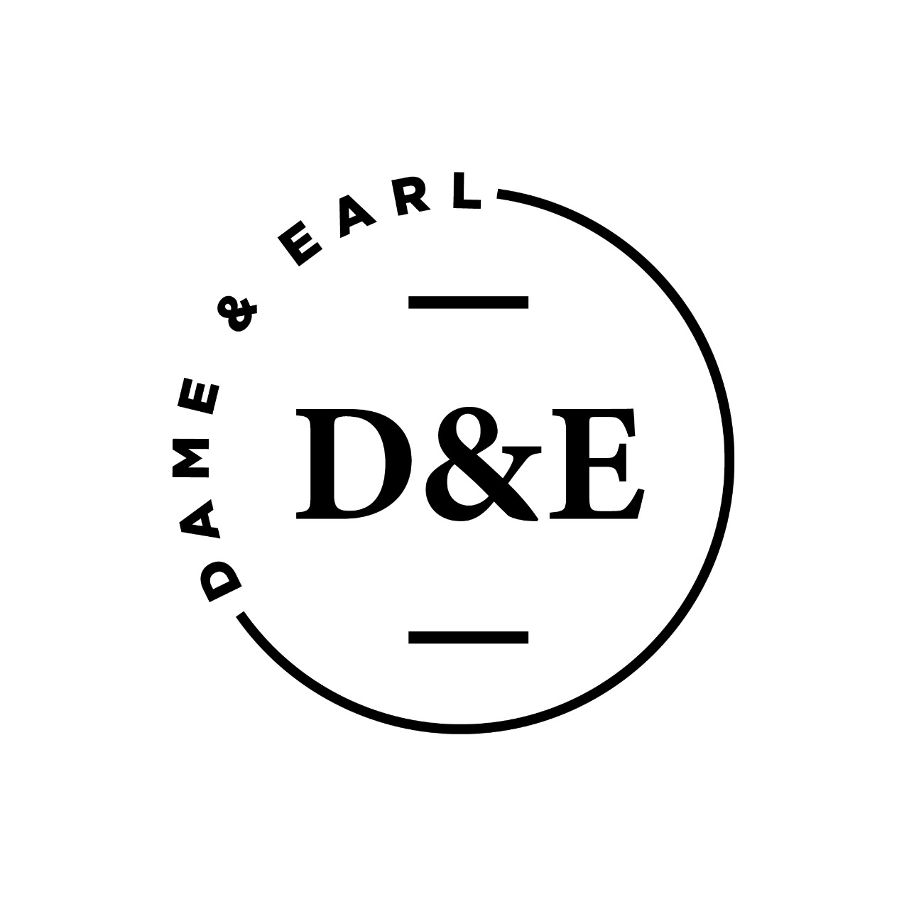Dame & Earl logo
